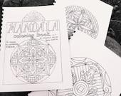 Mandala Coloring Book Vol. 1
