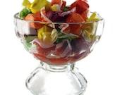 Glass Art Sculpture of Salt Water Taffy Candy Dish - Fine Art - Birthday - Fathers Day