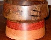 super custom design decorative wood bowl