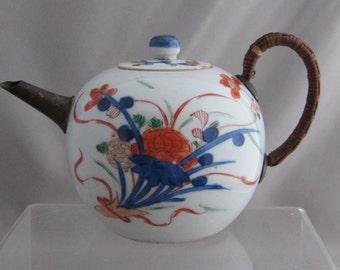 18th Century Chinese Imari Teapot