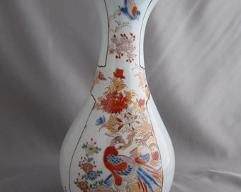 18th Century Japanese Ko-Imari Vase/ Signed