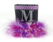 Personalized Blingy Koozies