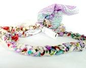 RBO Eco Flower Print headband