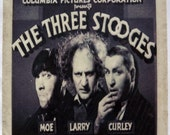 The Three Stooges Coaster