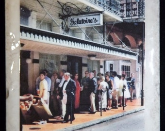 Galatoire's Restaurant Coaster New Orleans