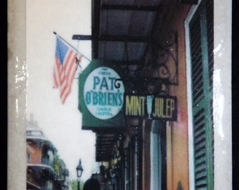 Pat O'Briens Coaster New Orleans