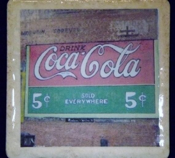 Coaster Coca Cola