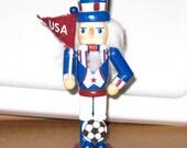 USA Soccer Nutcracker