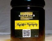 Mango Banana Body Scrub 9 oz. (Organic)