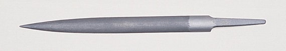 HALF ROUND Grobet Swiss file, simply the finest file on the planet