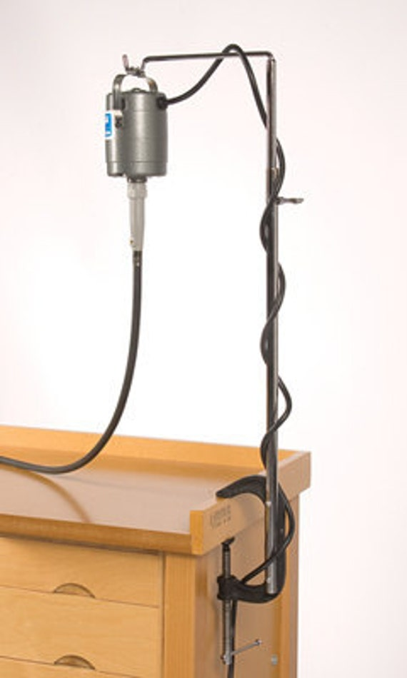 FLEXIBLE SHAFT HANGER Telescoping Clamp Model Eurotool Quality Tool