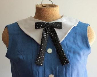 Skinny Bow tie Pattern PDF Vintage Inspired - DIY Mens and Womens Unisex
