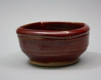 Tomato Red Sqround Bowl