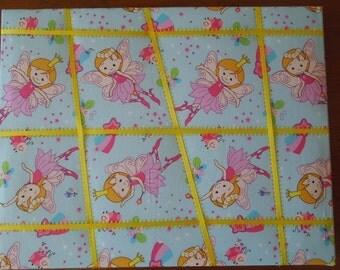 French Memo Board - 11x14 Fairy Princess
