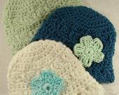 Crochet Hat Pattern 185