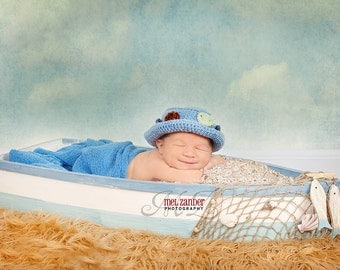 Baby Boy Crochet Hat Pattern Boy  225