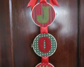 Joy Hanging Decoration