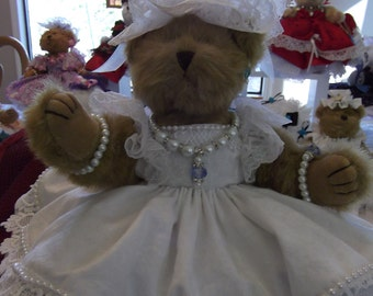 Ms. Mary -- Southern Belle Teddy Bear