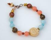Chinese duck bracelet