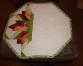 """4 Place Mats 16""""x19"""" for every day use"""