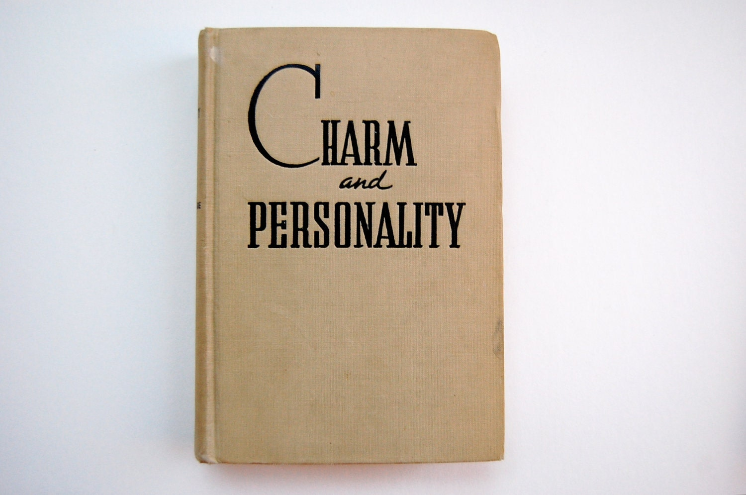 Vintage charm and personality book for Charming personality