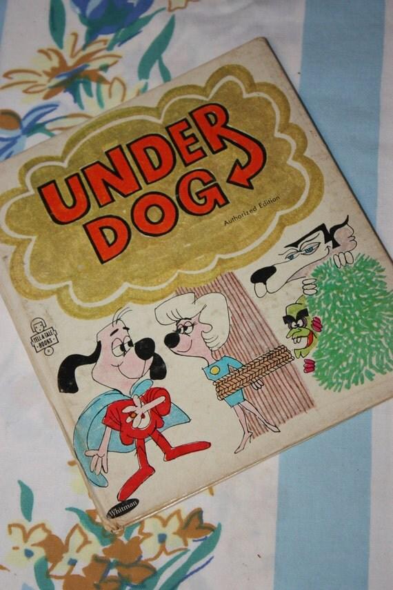 Underdog 1966 - Whitman Tell-A-Tale