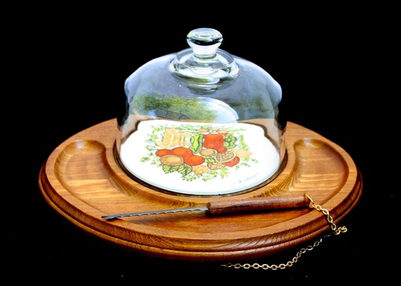 Goodwood Cheese And Cracker Serving Tray Dish Platter With