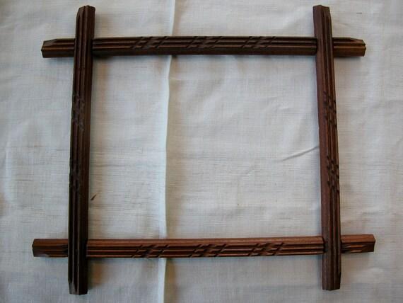 Antique Wooden frame, nice details