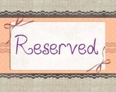 Reserve for GattasGoodies