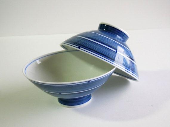 Japanese Rice Bowls, vintage