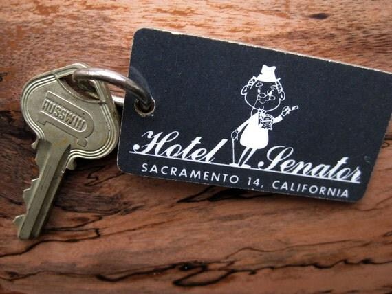Vintage Hotel Senator Key (in Sacramento California)