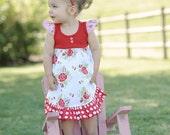 Scarlett Tank Dress for Toddler and Girls