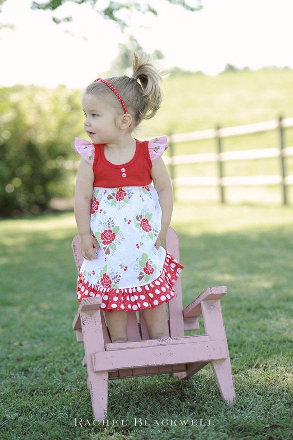 Scarlett Tank Dress for Baby