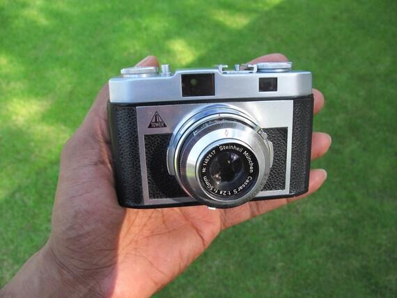 Tower 51 Rangefinder Camera