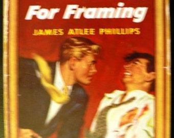 vintage paperback ... SUITABLE FOR FRAMING by James Atlee Phillips ...