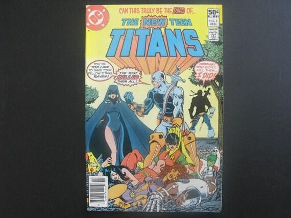 New Teen Titans No.2