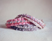 NEAPOLITAN COLLECTION of Sofie Couture Headband Crowns with Crystal Rhinestones by Rock the Prop