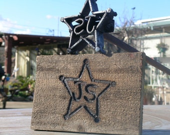 CUSTOM MADE BRANDING irons your choice 29.99 & shipping western decor great one of kind gifts