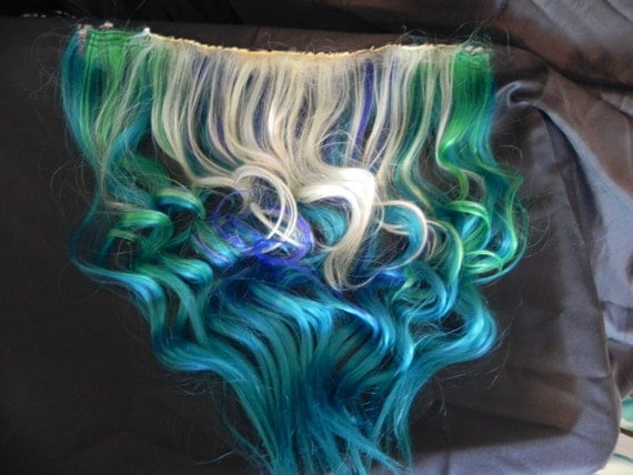 """Pacific Paradise Clip In / 18"""" Long Clip In Hair Extension"""