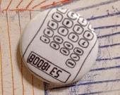 "Boobies Calculator Magnet - 5318008 - 1"" Magnet"