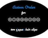 Custom Order for kldawson