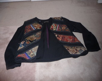 TAPESTRY jacket, museum piece...clearance