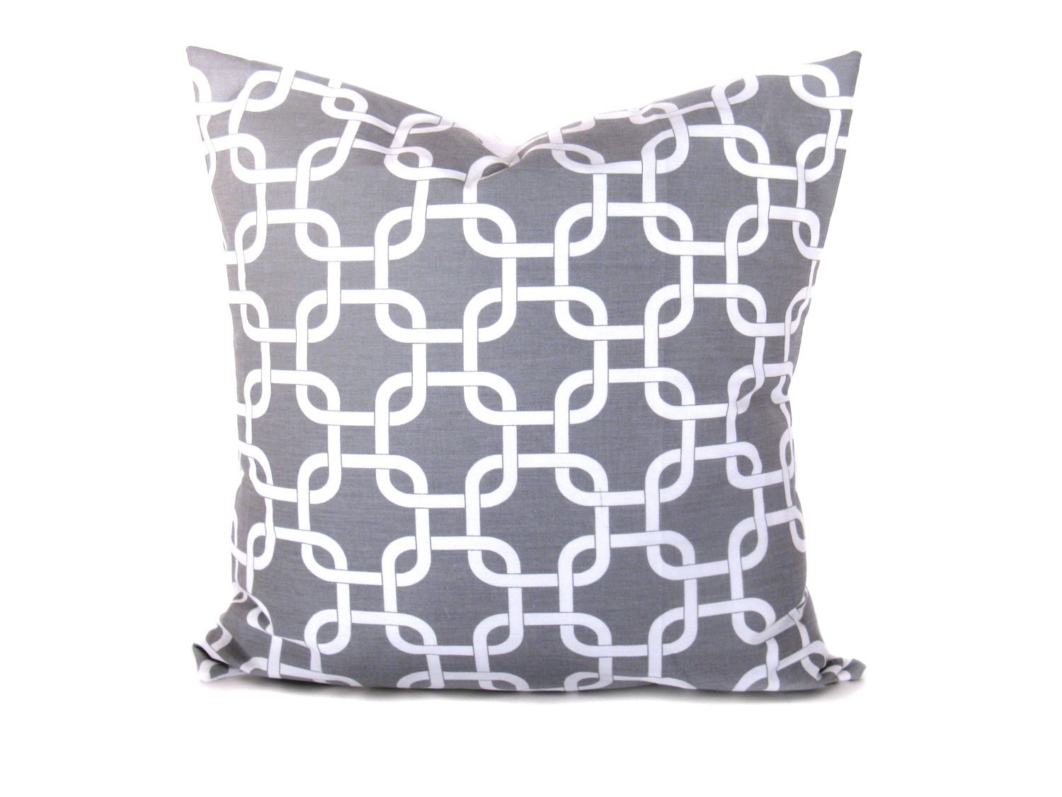 Gray Pillow Cover Decorative Pillows Decorative Pillow Throw