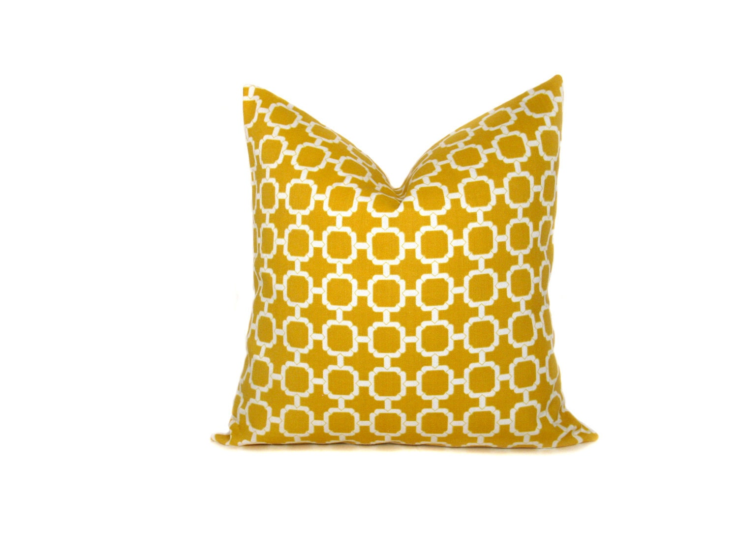 Decorative Pillow Yellow : Decorative Pillow Yellow Pillow Yellow Pillow Cover Outdoor
