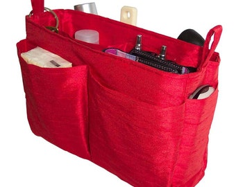 Sizzling Red Purse Organizer