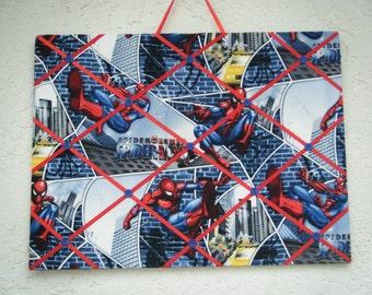 Spiderman photo/ memo board