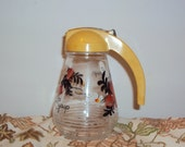 Free Shipping - Vintage Restaurant Style Syrup