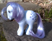 My Little Pony Blue Belle / Bluebell - Vintage 80's Toy Hasbro G1