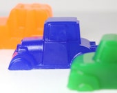 Car Wash Kid Soaps - Kid Party Favors - Birthday Party - Children Bath Soap