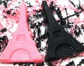 Eiffel Tower Kid Soap Favors - Kid Party Favors - Birthday Party - 8 Eiffel Tower Soaps